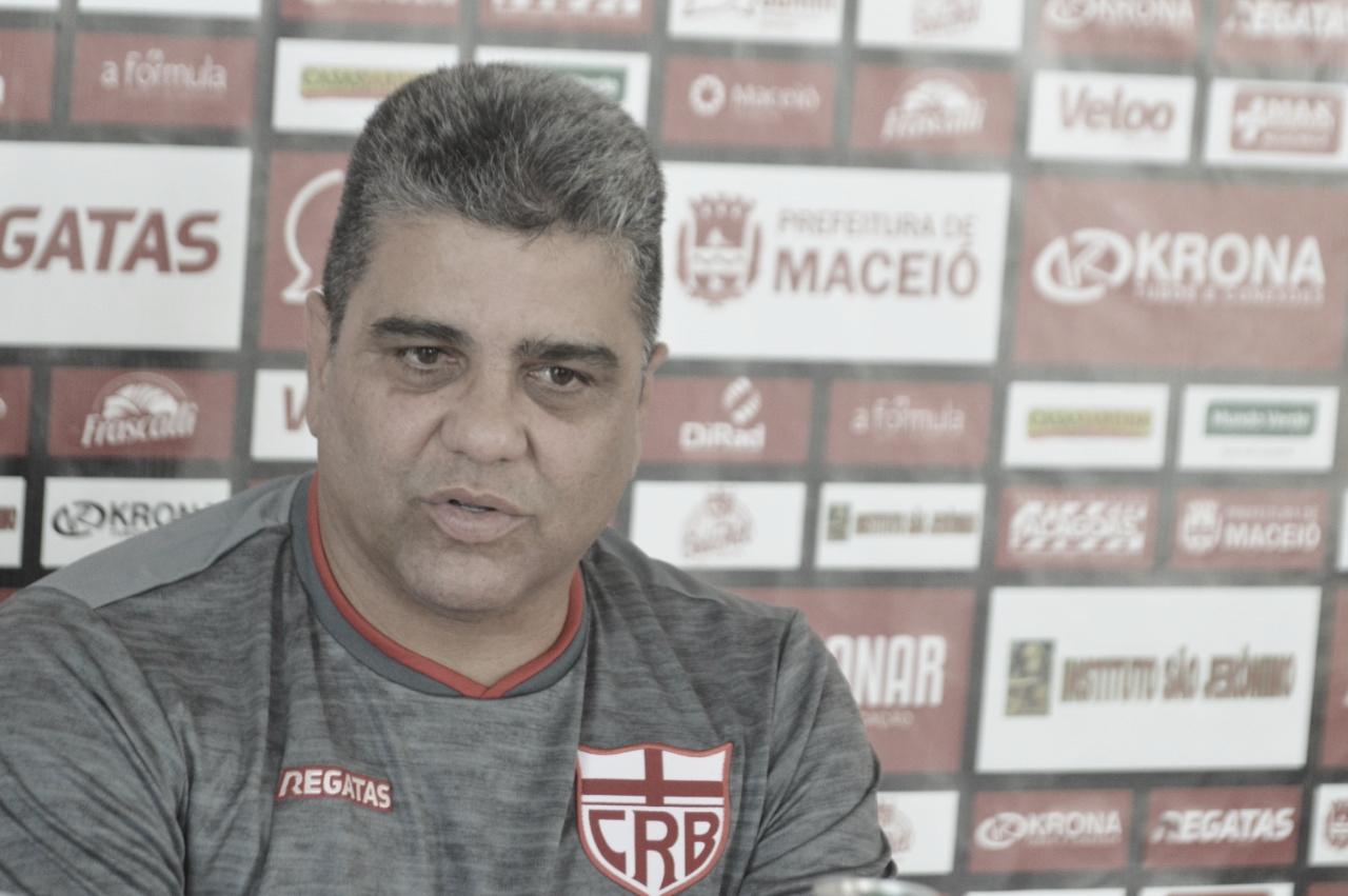 CRB apresenta Marcelo Cabo como novo treinador para restante da Série B