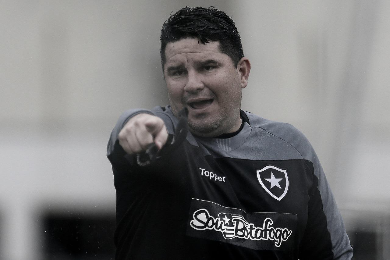 Eduardo Barroca é anunciado como novo técnico do Atlético-GO