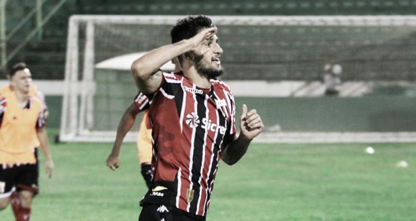 Fora de casa, Botafogo-SP derrota Guarani e se aproxima do G-4 da Segundona