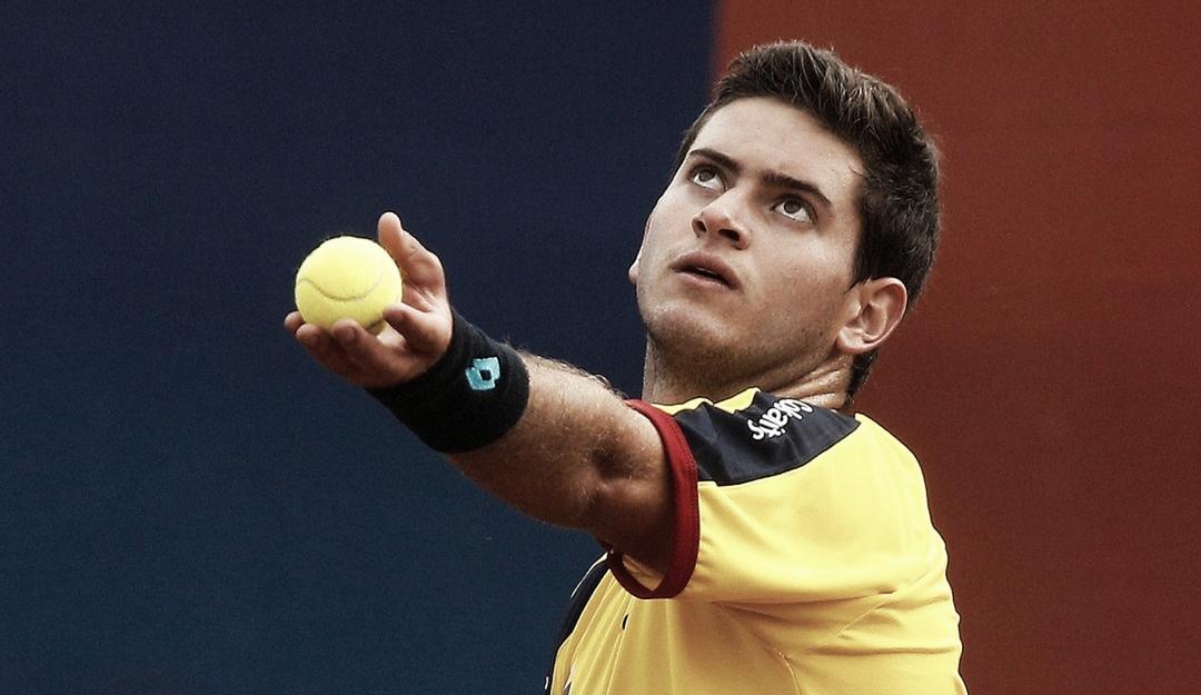 Nicolás Mejía anuncia que no jugará la Davis