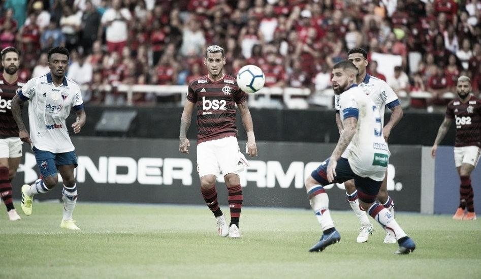 Com a corda no pescoço, Fortaleza recebe desfalcado Flamengo