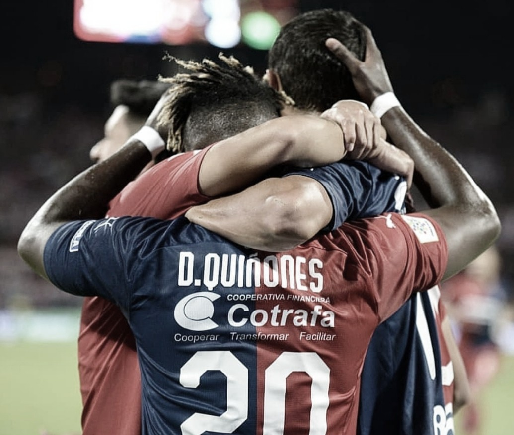 Puntuaciones en Independiente Medellín tras derrotar a Pasto y clasificar a la final de copa