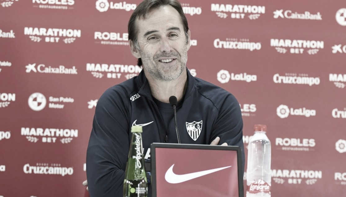 """Julen Lopetegui: """"El Levante es muy peligroso fuera de casa"""""""