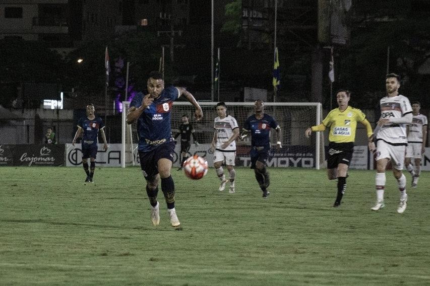 Recuperado de lesão, David Batista volta ao Marcílio e projeta sequência na Copa SC