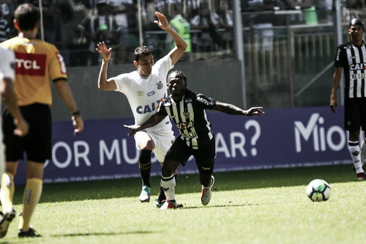 Jogo Atlético-MG x Santos AO VIVO online pelo Campeonato Brasileiro 2019