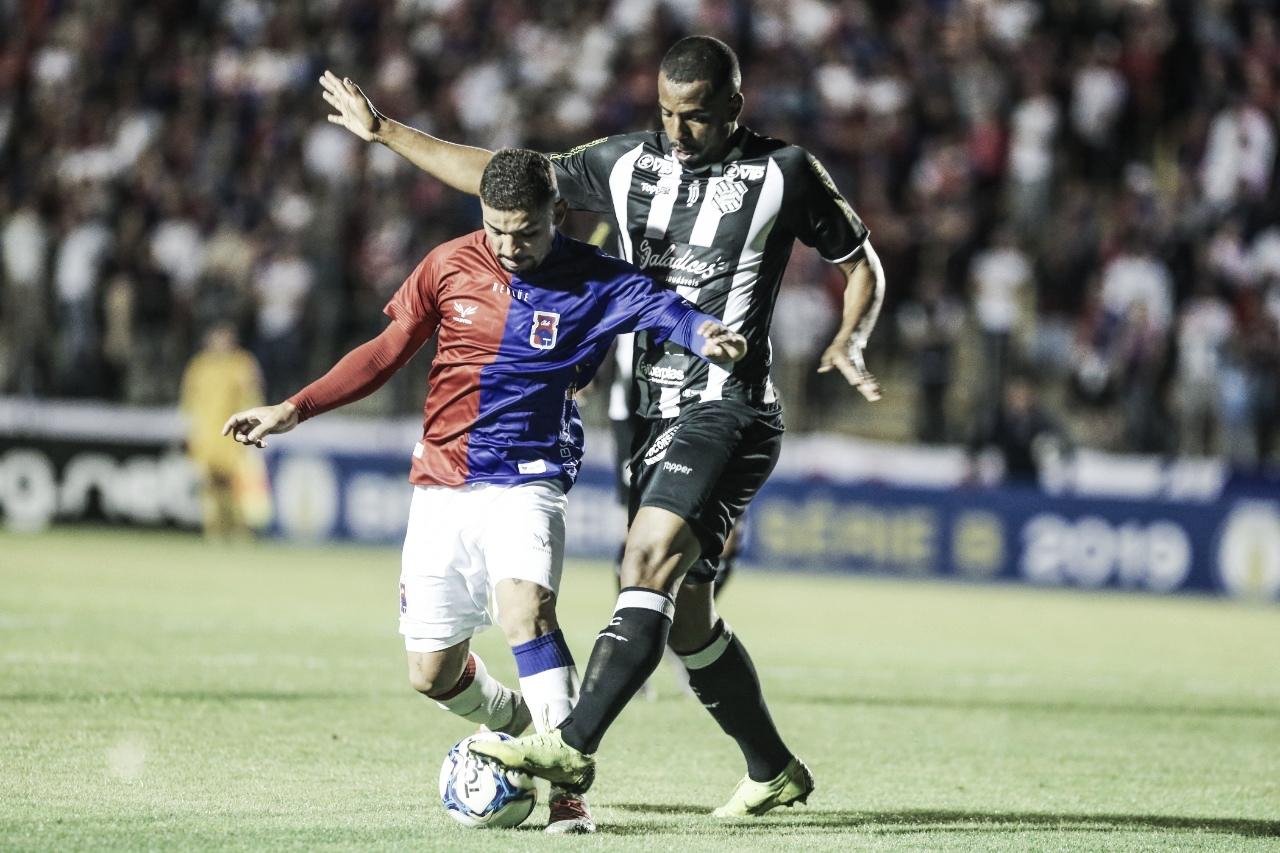 Figueirense bate Paraná fora de casa e aumenta chances de deixar a zona de rebaixamento