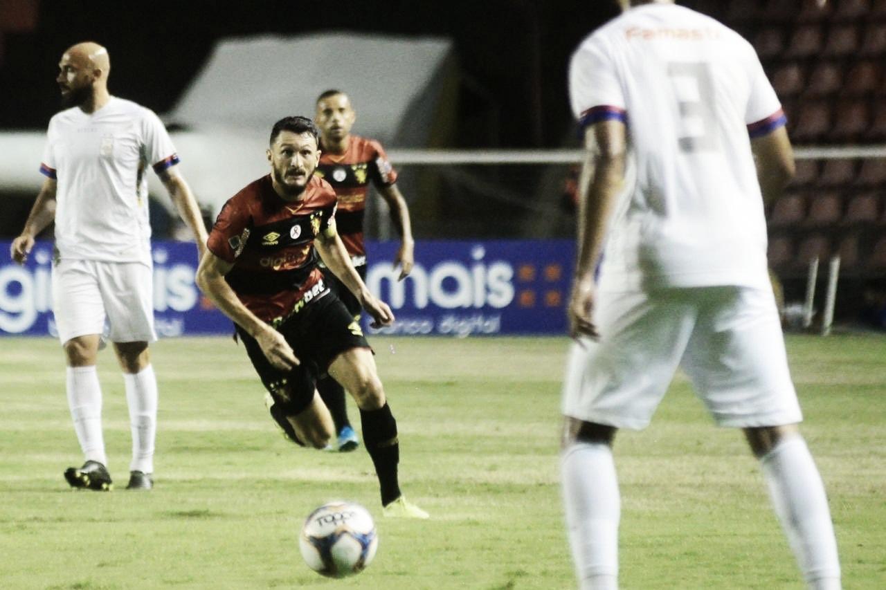 Sport vira sobre Paraná e se aproxima ainda mais do retorno à elite
