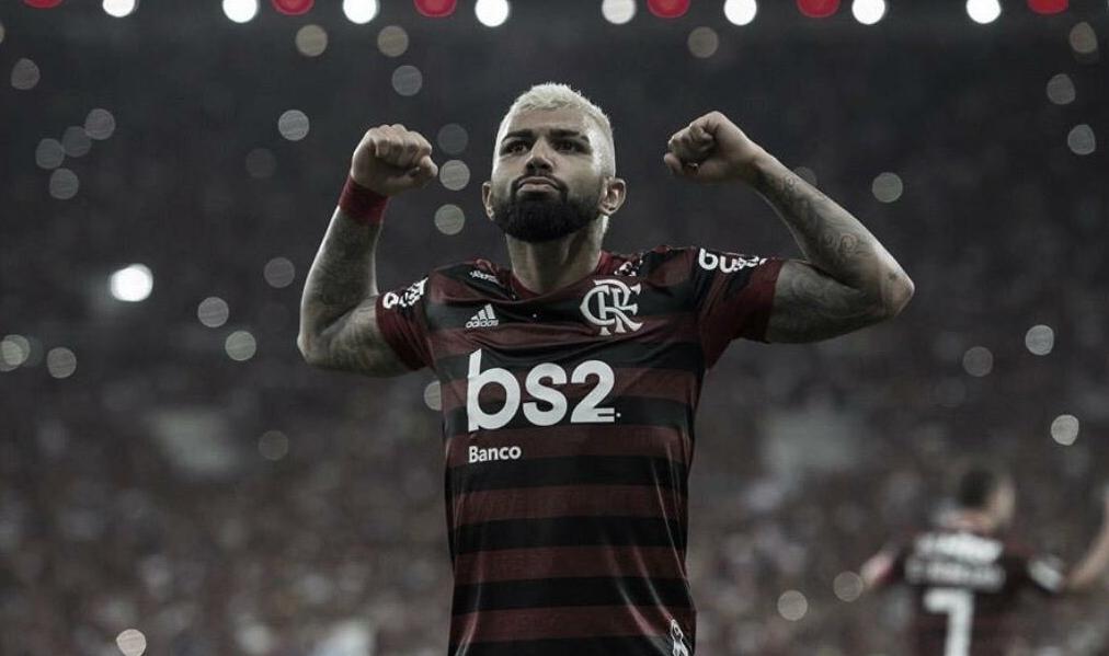 Em nove meses de clube, Gabigol alcança marca de Hernane Brocador pelo Flamengo