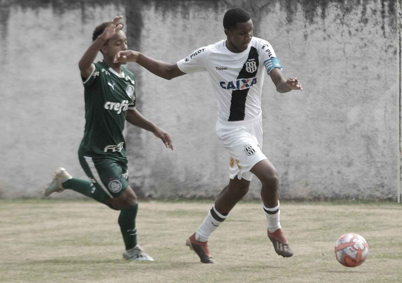 Capitão da Ponte Preta mostra otimismo contra o Palmeiras por vaga na semi pelo Paulista Sub-15