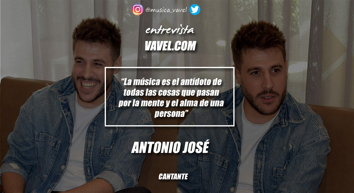 Entrevista Antonio José La Música Es El Antídoto De Todas