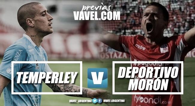 Previa Temperley - Deportivo Morón: Seguir haciendo valer la nafta
