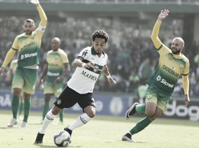 Coritiba visita Cuiabá em jogo atrasado da Série B