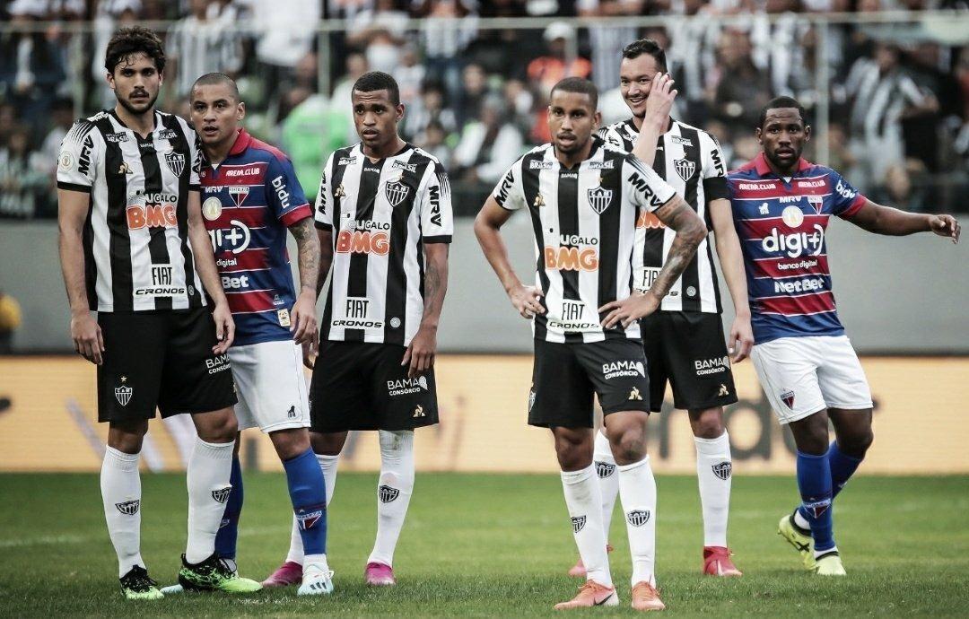 Gols e melhores momentos Fortaleza 2x2 Atlético-MG pelo Campeonato Brasileiro