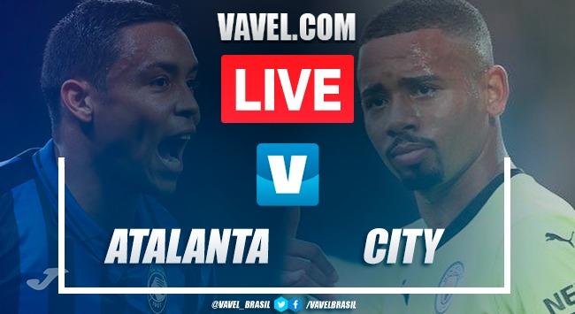 Gols e melhores momentos Atalanta 0x1 Manchester City pela Champions League