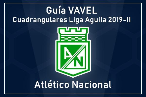 Análisis VAVEL Colombia, Cuadrangulares Liga Aguila 2019-II: Atlético Nacional - VAVEL.com