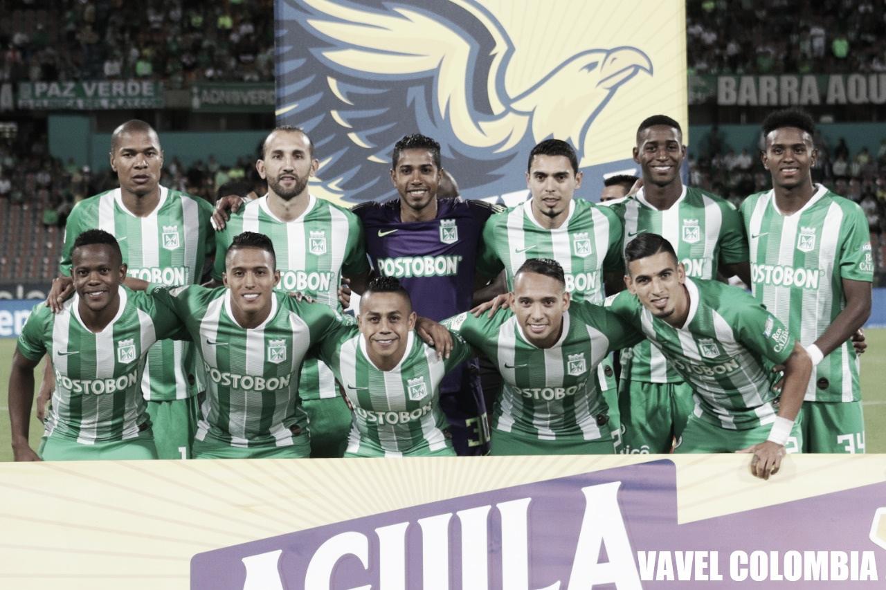 Atlético Nacional: Análisis de la zona defensiva