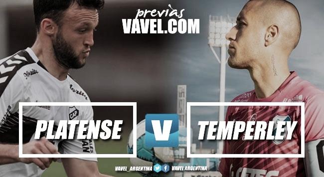Previa Temperley - Platense: Tres puntos de oro