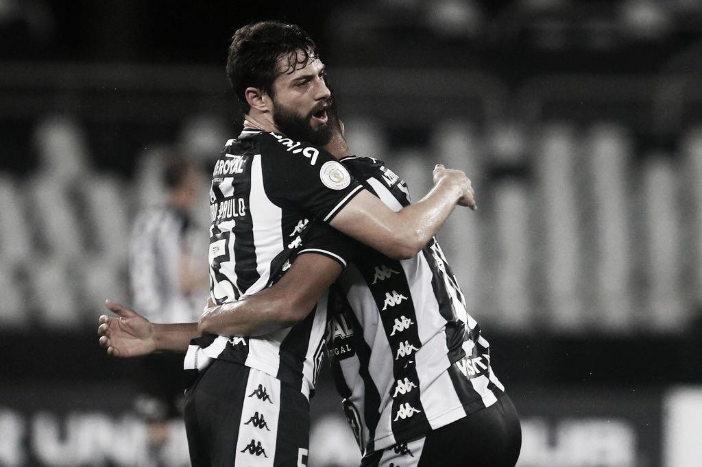 Alívio! Botafogo vence Avaí e sai da zona de rebaixamento