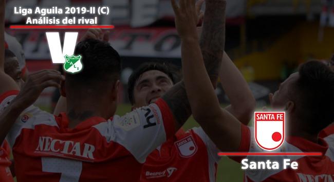 Deportivo Cali, análisis del rival: Independiente Santa Fe - VAVEL.com