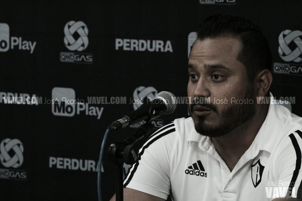 """Fernando Samayoa: """"De nada sirve, si no ganamos en Monterrey"""""""