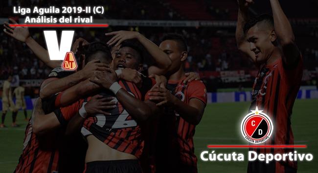 Deportes Tolima, análisis del rival: Cúcuta Deportivo