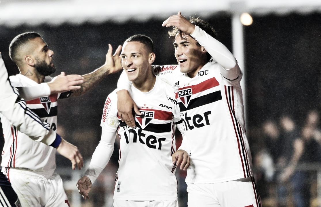 São Paulo vence Vasco e fica próximo de conquistar vaga direta na Libertadores