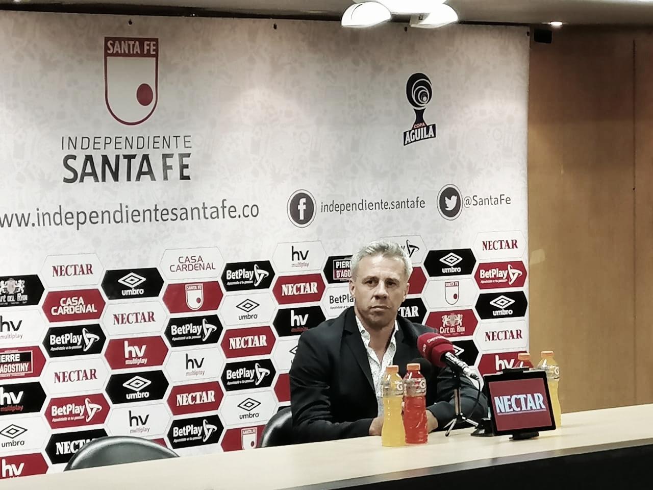 """Lucas Pusineri: """"Es muy difícil, pero el fútbol te permite siempre confiar"""""""