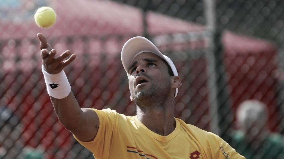 Alejandro Falla fue anunciado como nuevo técnico del equipo colombiano en Copa Davis