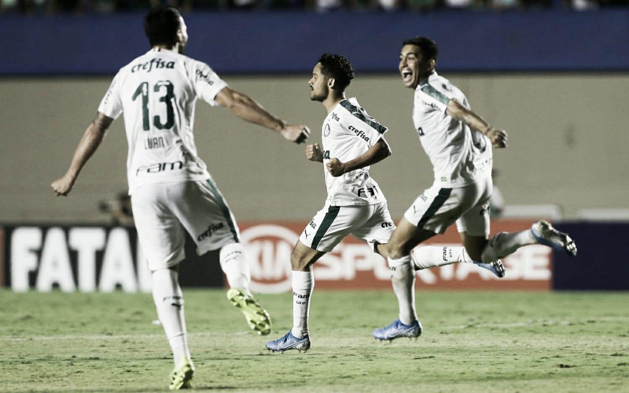 Duelo alviverde: Palmeiras e Goiás se enfrentam em Campinas