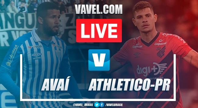 Resultado Avaí 0 x 0 Athletico-PR pelo Brasileirão