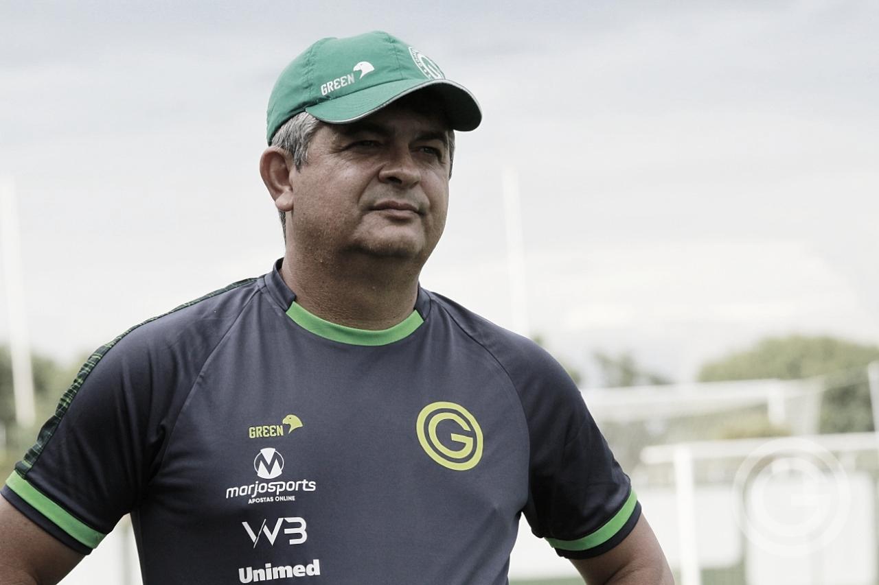 Ney Franco alega incompetência em derrota, mas acredita navirada do Goiás pela Sul-Americana