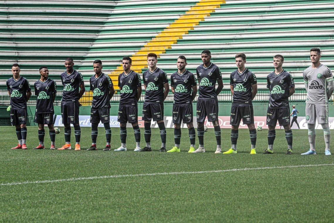 Chapecoense enfrenta União ABC na estréia da Copa São Paulo de Futebol Júnior