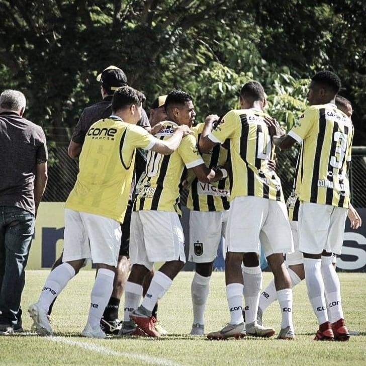 Resende e Voltaço fazem bonito na estreia daCopa São Paulo de Futebol Júnior