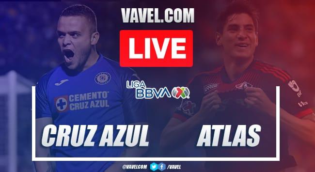 Goals and Highlighs: Cruz Azul 1-2 Atlas, 2020 Liga MX