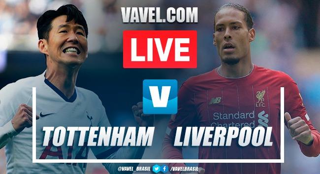 Gols e melhores momentos de Tottenham x Liverpool pela Premier League 2019-20 (0-1)
