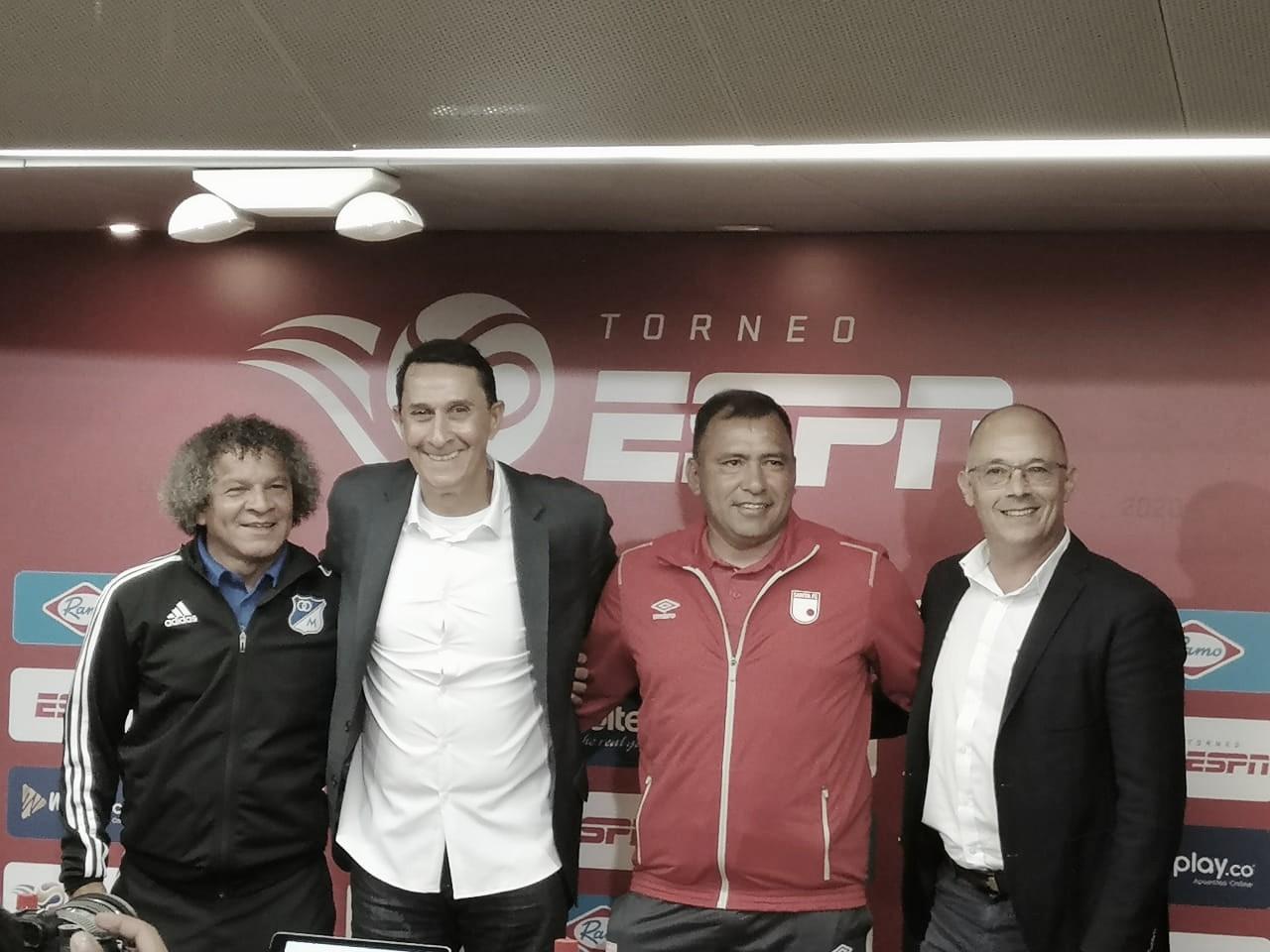 Comienza el Torneo ESPN en Bogotá