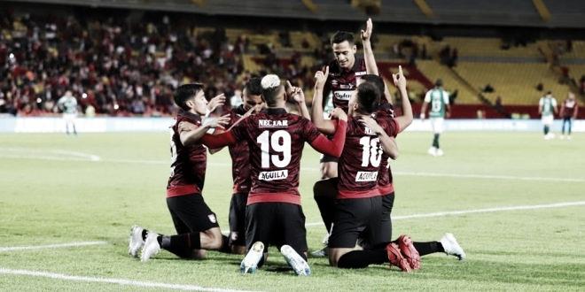 """Kelvin Osorio: """"Iniciamos con pie derecho que era ganando"""""""