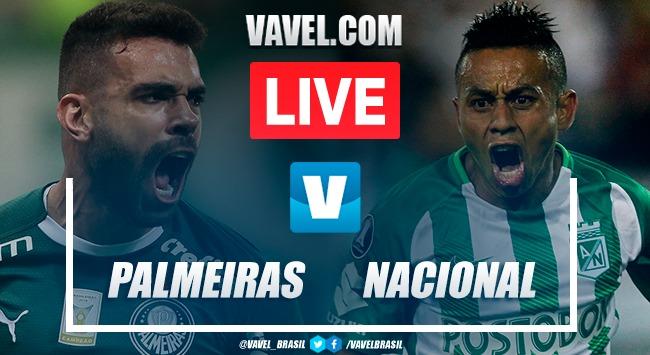 Gols e melhores momentos de Palmeiras 0-0 Atlético Nacional pela Florida Cup (10-9 pênaltis)