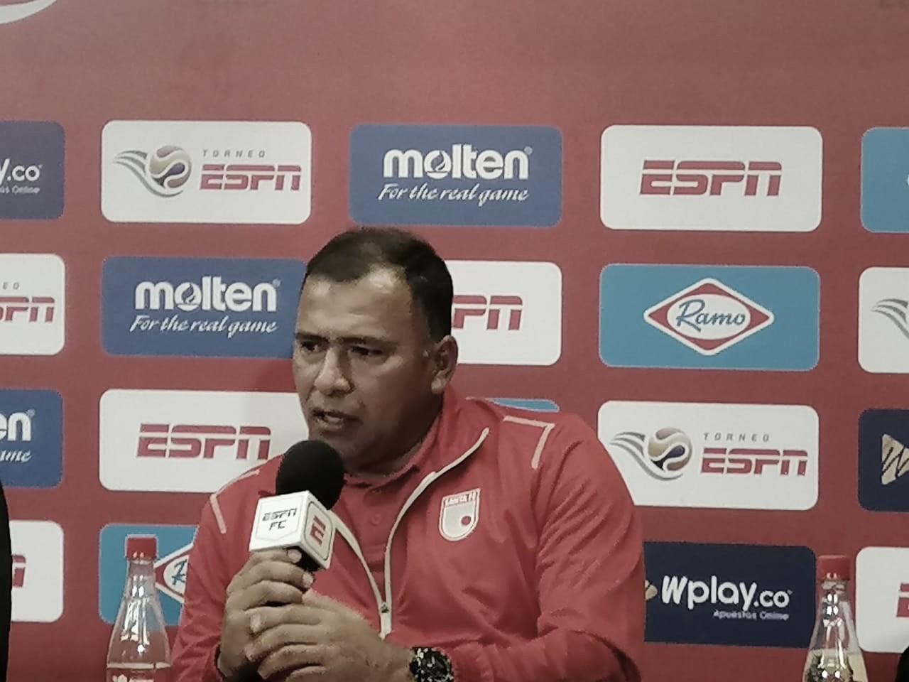 "Harold Rivera: ""La idea es aprovechar las características de cada jugador"""