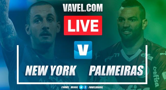 Gols e melhores momentos de New York City FC x Palmeiras pela Florida Cup 2020 (1-2)