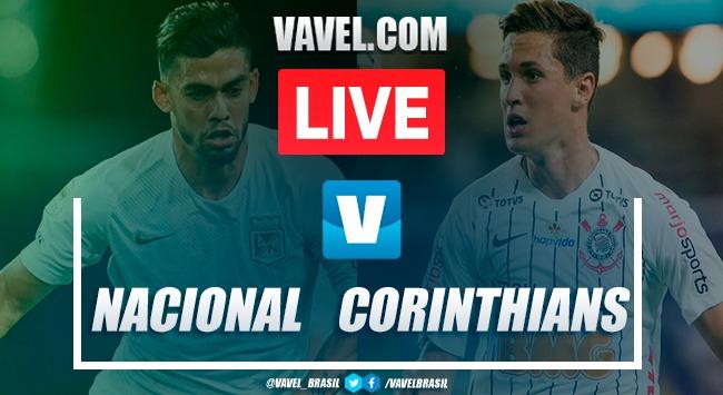 Gols e melhores momentos de Atletico Nacional x Corinthians pela Florida Cup 2020 (2-1)