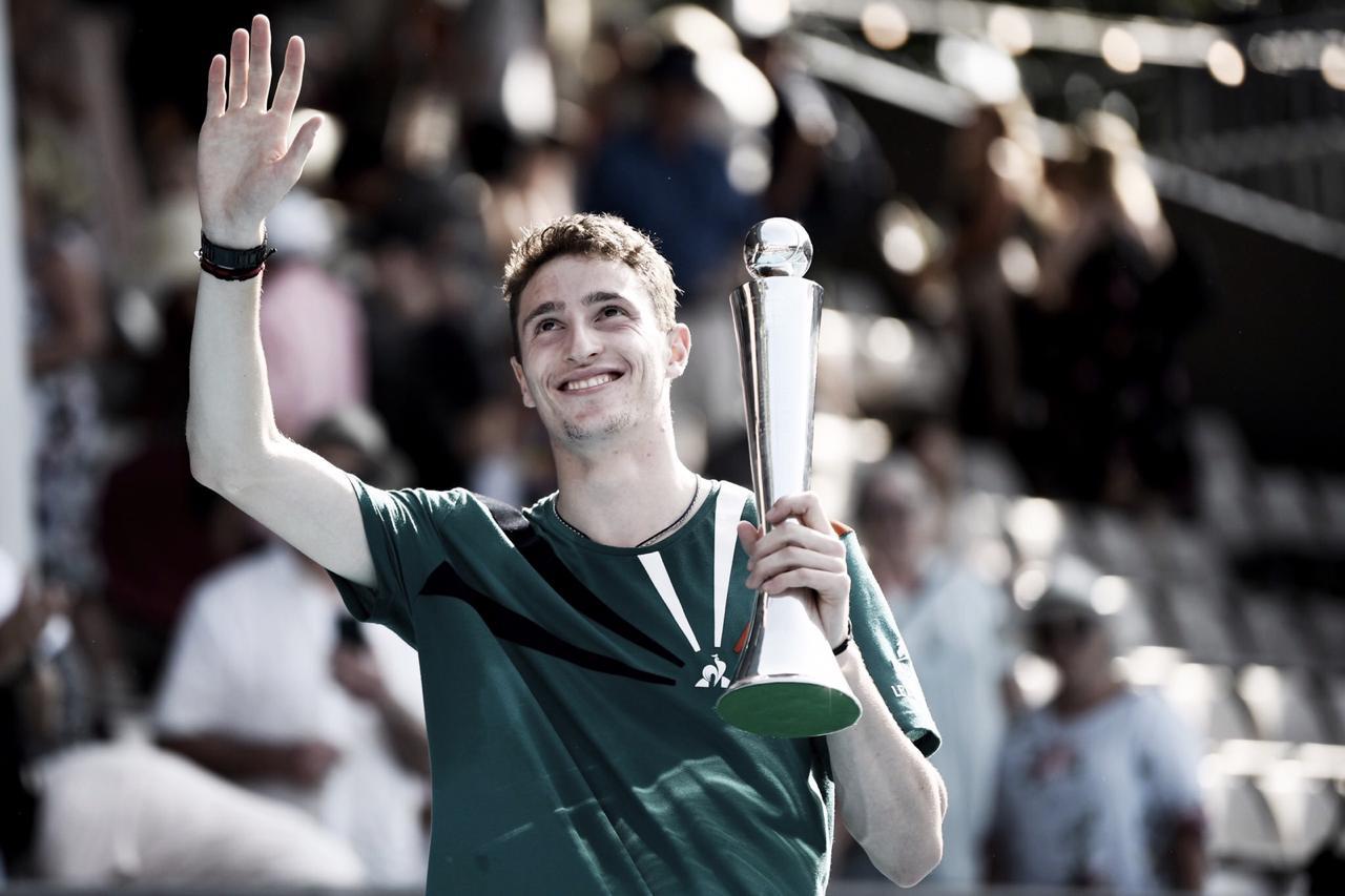 Em final francesa, Humbert vence Paire e é campeão em Auckland
