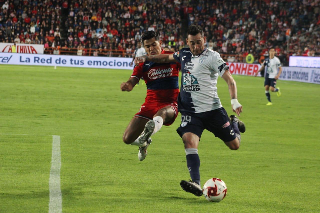 Trepidante empate en el Hidalgo