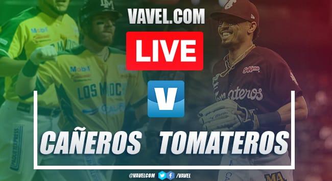 Highlights & Runs: Cañeros 2 - 3 Tomateros, Game 7 LMP 2020