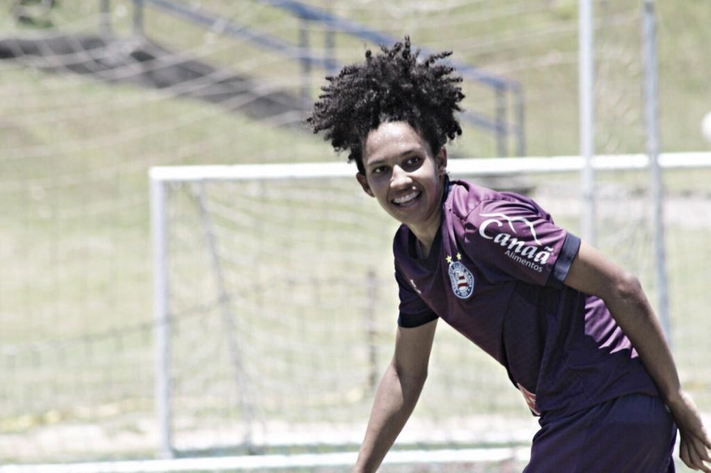 Exclusivo: Aila Santana fala sobre Seleção Brasileira e deixa recado para futuras jogadoras