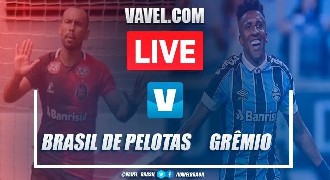Gols e melhores momentos de Brasil de Pelotas 0 x 1 Grêmio