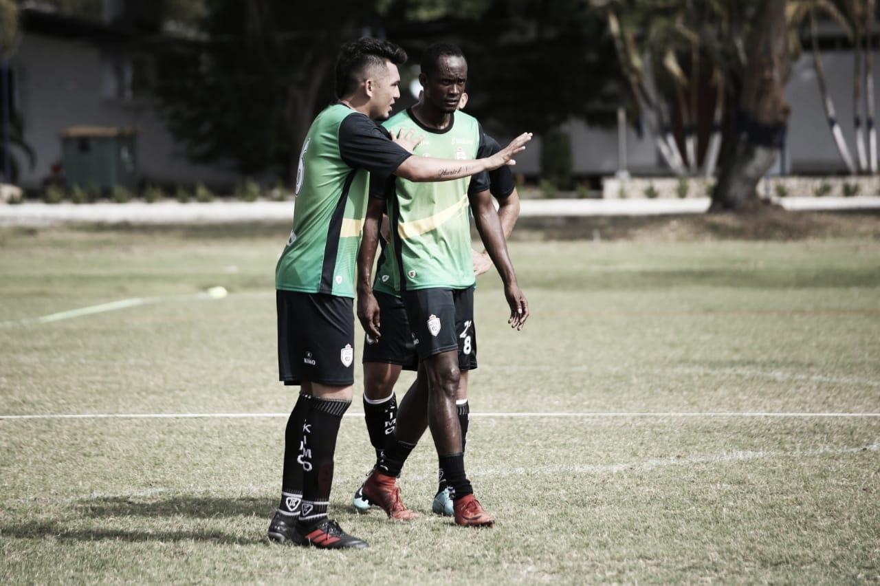 Real Cartagena se prepara para su debut