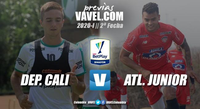 Previa Deportivo Cali vs Atlético Junior: dos favoritos en la lucha por sacarse diferencias