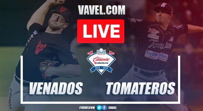 Highlights and Runs: Venados 6-2 Tomateros , Game 6 Final LMP 2020
