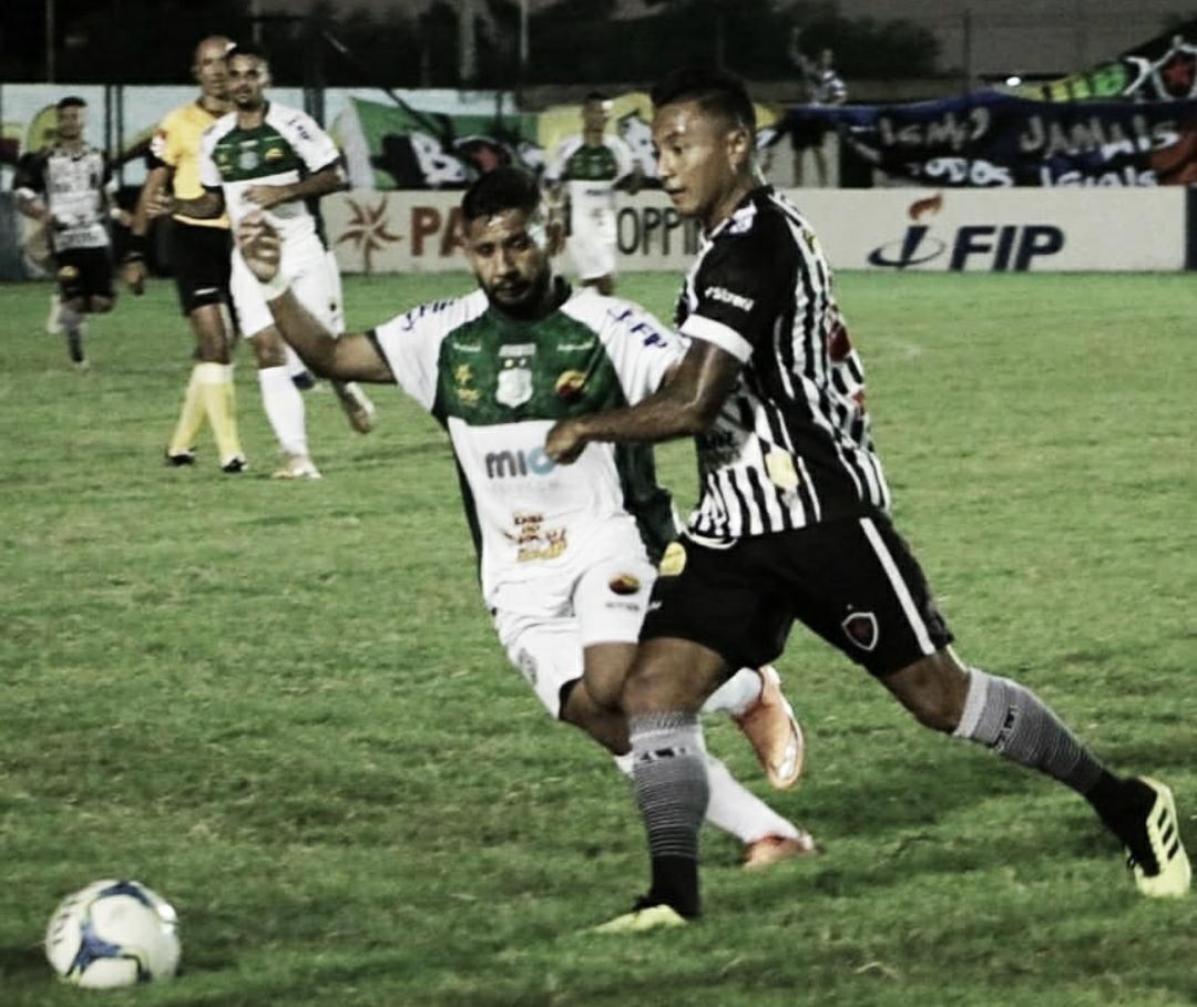 Botafogo-PB visita Nacional para manter invencibilidade no Paraibano